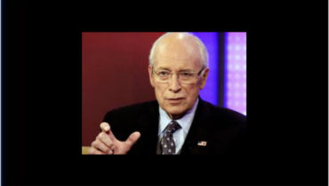 Dick Cheney feared terrorists would give him a heart attack