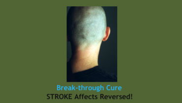 Cure for stroke patients