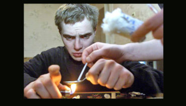 The addictive drug krokodil eats the body from the insode out