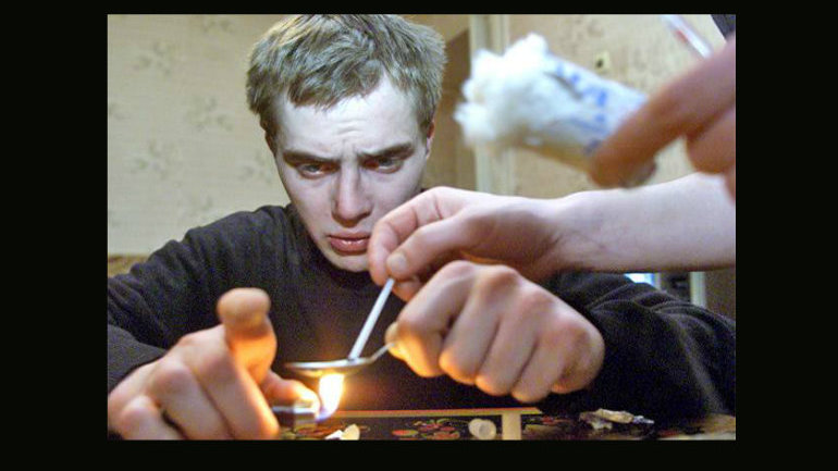 Heroin Alternative  Krocodile – Turns into Flesh Eating Illness