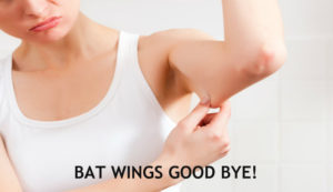 Tips to remove your bat wings