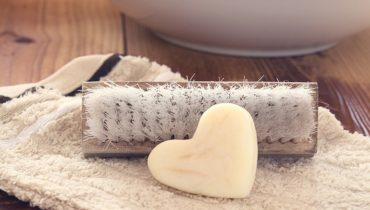 One way to make new soap out of old soap