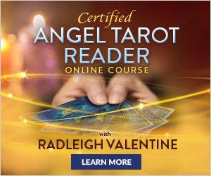 Become an Angel tarot card reader