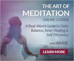 Learn the art of meditation