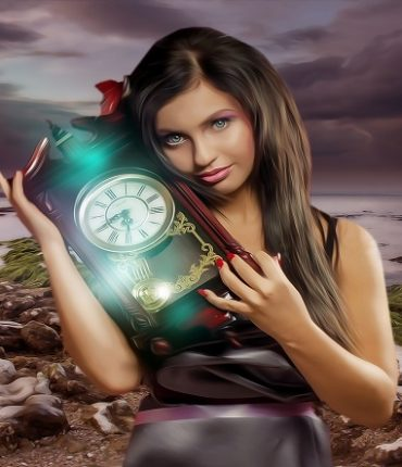 Can a psychic predict time frames?