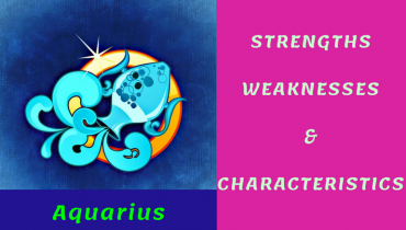 Aquarius strengths, weaknesses and characteristics