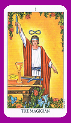The Magician: Tarot Card Meaning
