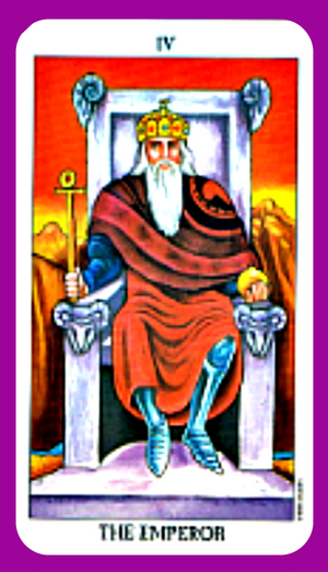 The Emperor: Tarot Card Meaning