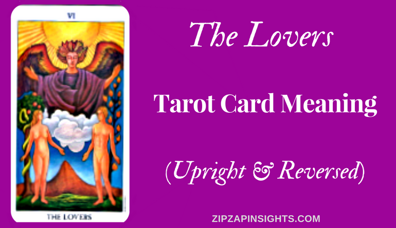 The Lovers: Tarot Card Meaning